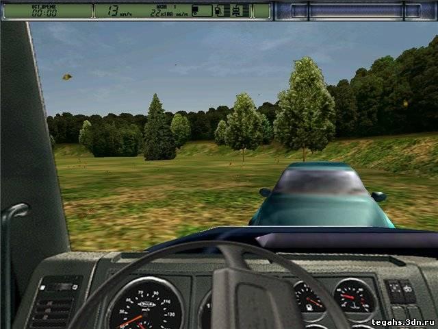 Название: Дальнобойщики 2 Жанр: Racing (Cars) / Simulator / 3D / Privateer/